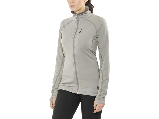 Black Diamond Coefficient Jacket Damen nickel